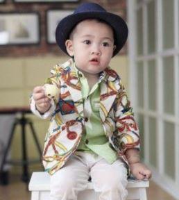 baby boy western clothes