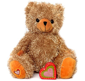CONTRIBUTION OF A BABY HEARTBEAT TEDDY BEAR IN YOUR CHILD'S DEVELOPMENT