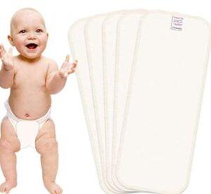 best cloth diaper inserts