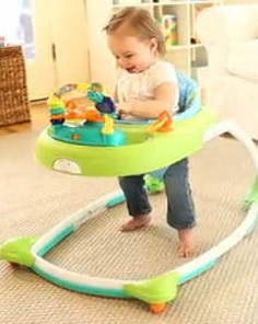 best walker for tall baby