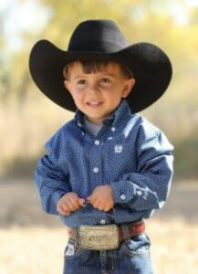 western baby clothes