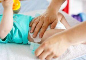 flour for diaper rash