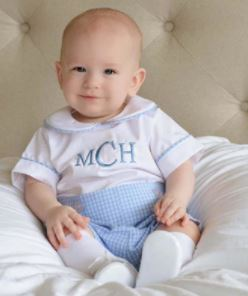 baby boy bubble outfit