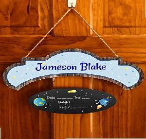 EVERYTHING YOU SHOULD KNOW KNOW ABOUT BABY BOY HOSPITAL DOOR HANGER