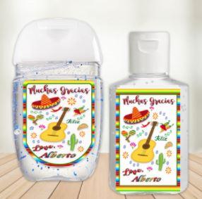 baby shower hand sanitizer